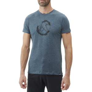 Millet Old Gear TS Kurzarm T-Shirt Herren orion blue orion blue
