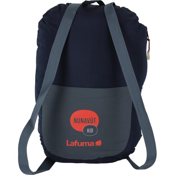 Lafuma Nunavut Kid Schlafsack eclipse/paprika