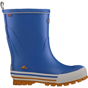 Viking Footwear Jolly Botas Niños, azul/naranja azul/naranja