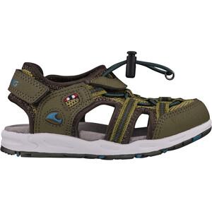Viking Footwear Thrill Sandalias Niños, Oliva Oliva