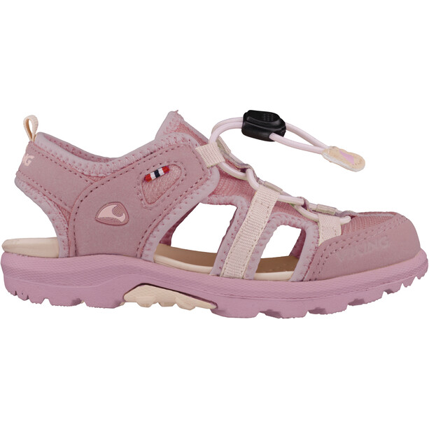 Viking Footwear Sandvika Sandalen Kinder pink