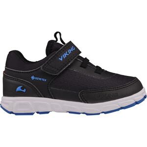 Viking Footwear Spectrum R GTX Shoes Barn svart/blå svart/blå