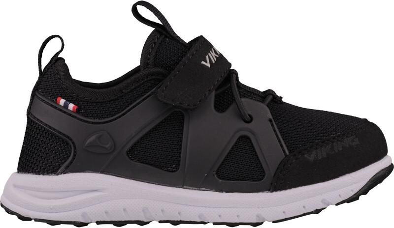 Viking Footwear Moholt sko Barn Svart/Grå EU 34 2021 Hverdagssko