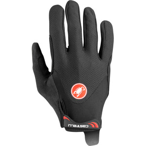 Castelli Arenberg Gel Langfinger Handschuhe schwarz/grau schwarz/grau