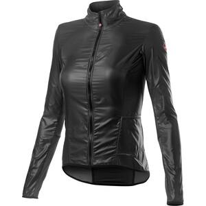 Castelli Aria Shell Jacke Damen schwarz schwarz