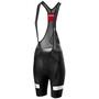 Castelli Free Aero Race 4 Bib Shorts Dam black/white