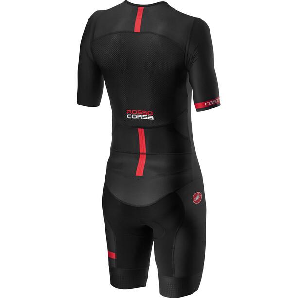 Castelli Free Sanremo 2 Kurzarm Suit Herren black