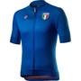 Castelli Italia 2.0 Kurzarm Trikot Herren azzurro italia