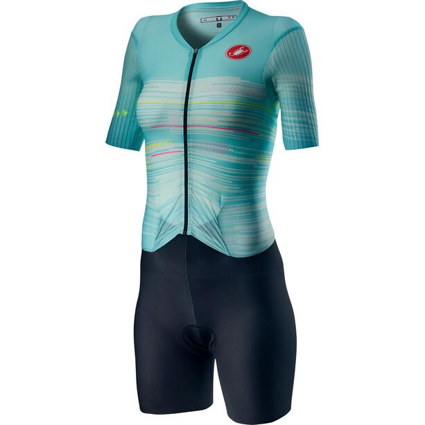 Castelli PR Speed Suit Damen glacier lake