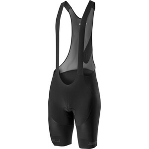 Castelli SuperLeggera Short de cyclisme Homme, noir noir