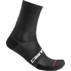 Castelli SuperLeggera 12 Socken black black