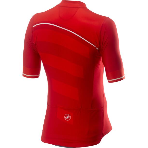 Castelli Trofeo SS Jersey Men red/fiery red