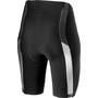 Castelli Velocissima 2 Shorts Women black/white/dark gray