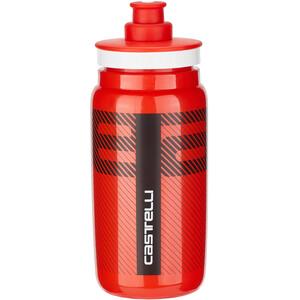 Castelli Vannflaske 550 ml rød rød