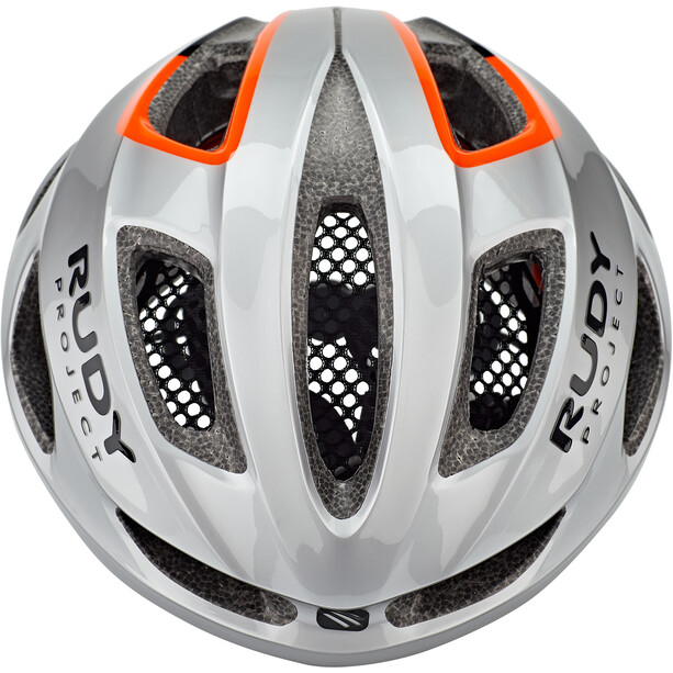 Rudy Project Strym Casque, metallic shiny