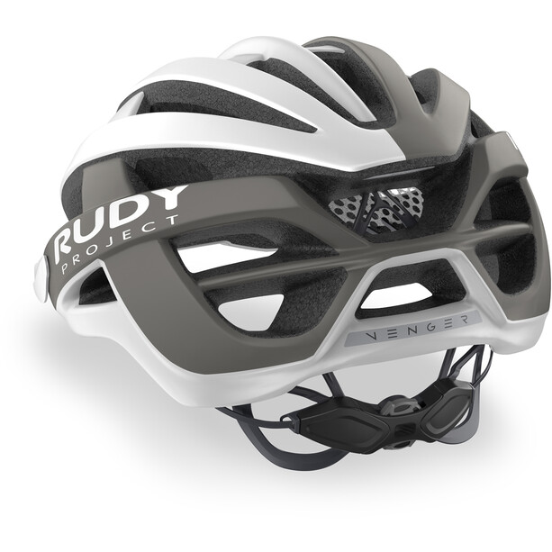 Rudy Project Venger MTB Helm white/grey matte