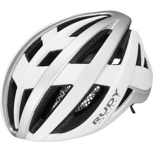 Rudy Project Venger Road Helm grau/weiß grau/weiß