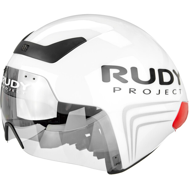Rudy Project The Wing Helmet grå/vit