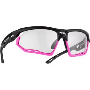 Rudy Project Fotonyk Brille schwarz/pink schwarz/pink