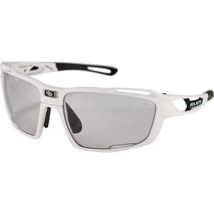 Rudy Project Sintryx Cykelbriller, hvid/gennemsigtig hvid/gennemsigtig