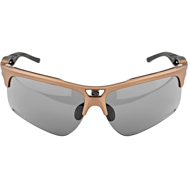 Rudy Project Keyblade Brille beige/schwarz