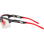 Rudy Project Keyblade Lunettes, noir/transparent