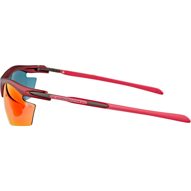 Rudy Project Rydon Slim Lunettes, rouge