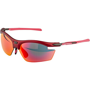 Rudy Project Rydon Slim Brille rot rot