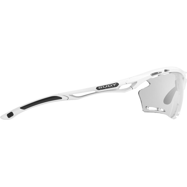 Rudy Project Propulse Brille white gloss/laser black