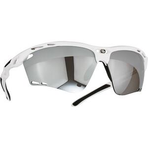 Rudy Project Propulse Brille weiß/transparent weiß/transparent