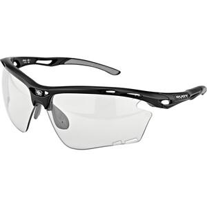 Rudy Project Propulse Glasögon svart/transparent svart/transparent