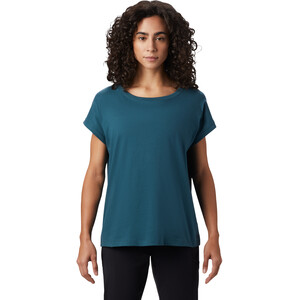 Mountain Hardwear Tomomi Kurzarm T-Shirt Damen icelandic icelandic