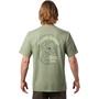 Mountain Hardwear Marrow Kurzarm T-Shirt Herren grün