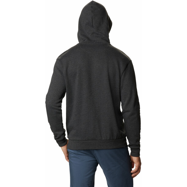 Mountain Hardwear Logo Sweat à capuche Homme, noir
