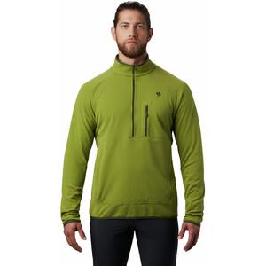 Mountain Hardwear Norse Peak Half Zip Pullover Herren just green just green