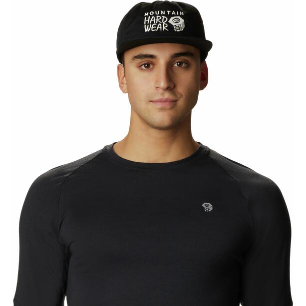 Mountain Hardwear Logo Cap black