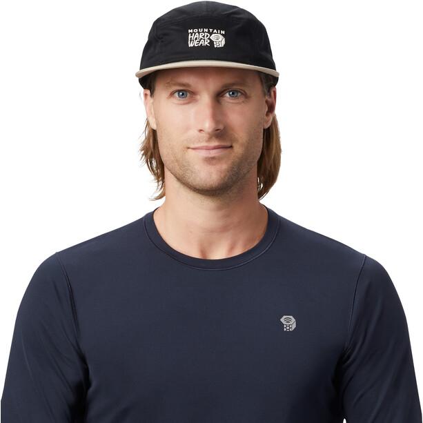 Mountain Hardwear Logo Nylon Cap black