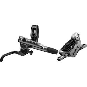 Shimano XTR BL-M9120 Scheibenbremse 4 Kolben Hinterrad schwarz/grau schwarz/grau