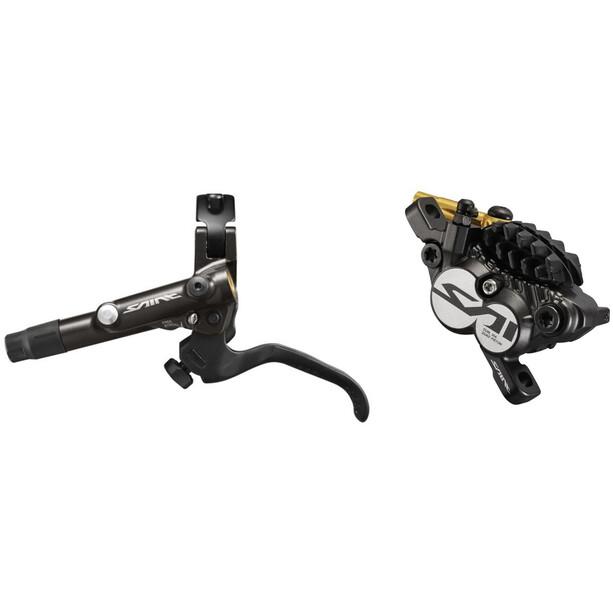 Shimano Saint BR-M820 Scheibenbremse Vorderrad H03C Metall black