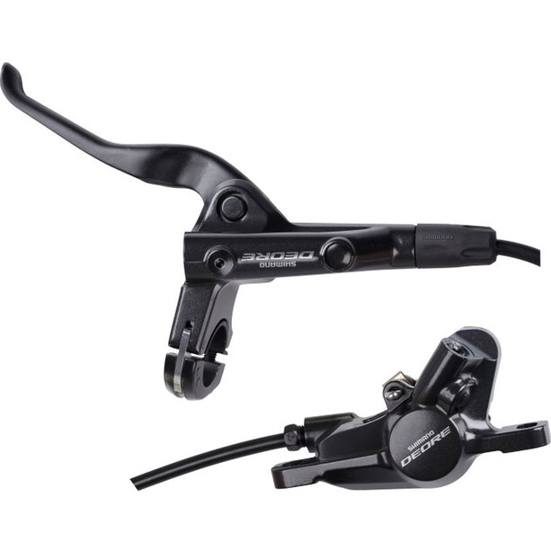 Shimano Deore BL-T6000 Skivbroms Front Wheel svart