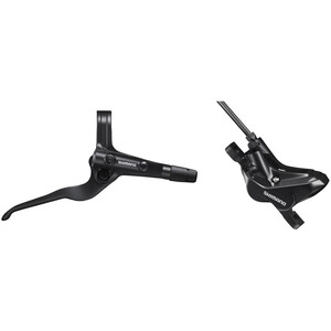 Shimano BL-MT402-3/BR-MT420 Scheibenbremse Hinterrad black black