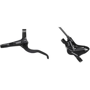 Shimano BL-MT401/BR-M420 Scheibenbremse Vorderrad schwarz schwarz