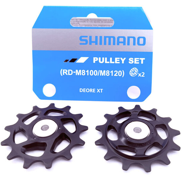 Shimano Deore XT Derailleur Pulleys for RD-M8100