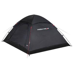 High Peak Monodome XL Tente, noir noir