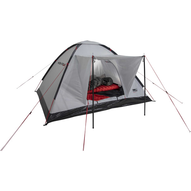High Peak Beaver 3 Zelt pearl