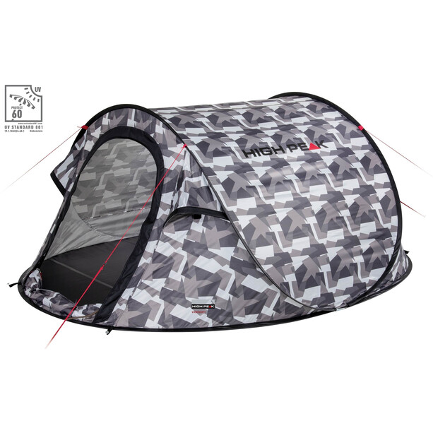High Peak Vision 2 Tent camouflage