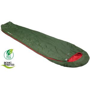 High Peak Pak 600 Schlafsack pesto/red pesto/red