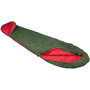 High Peak Pak 1000 Schlafsack pesto/red