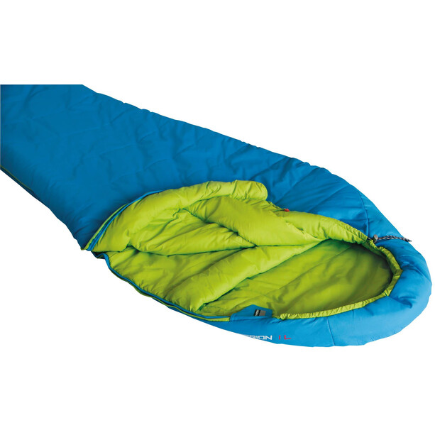 High Peak Hyperion 1 M Schlafsack blue/green