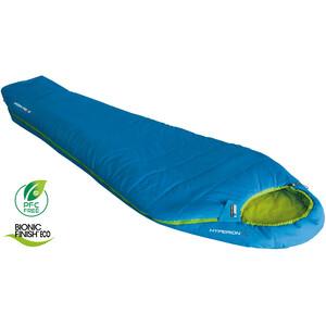 High Peak Hyperion 1 M Schlafsack blue/green blue/green